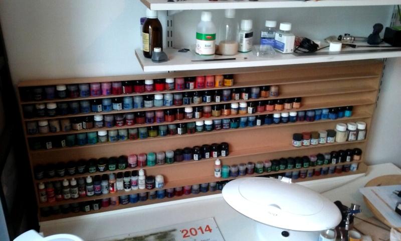 Votre atelier, votre antre... 20160520