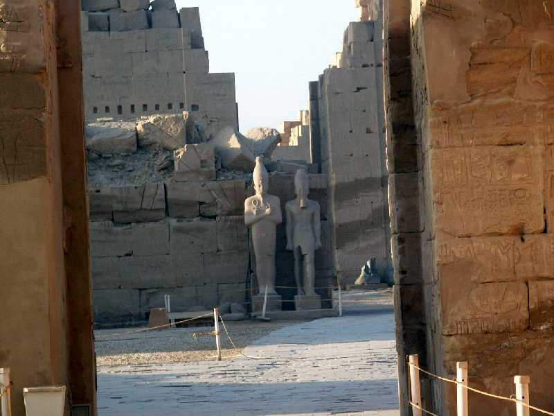 c'est ici l'égypte en 2010 de rodinscot Egypte11