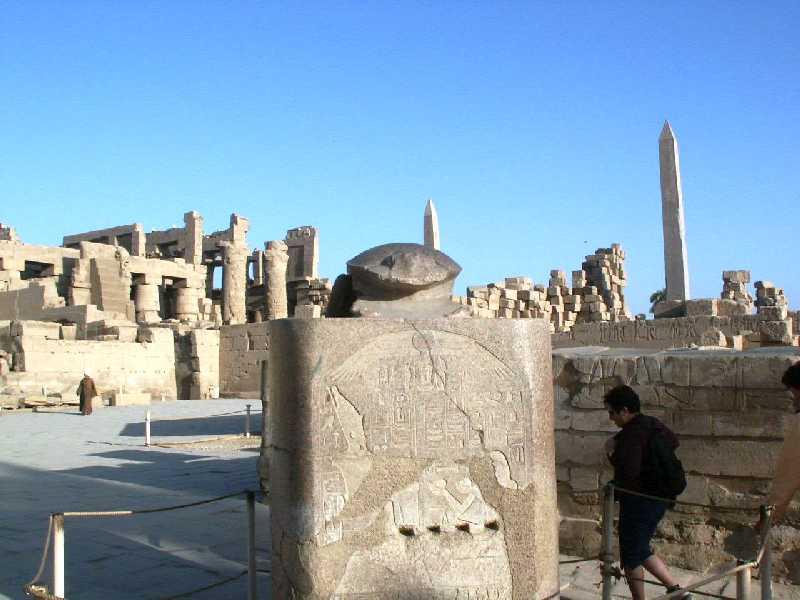 c'est ici l'égypte en 2010 de rodinscot Egypte12
