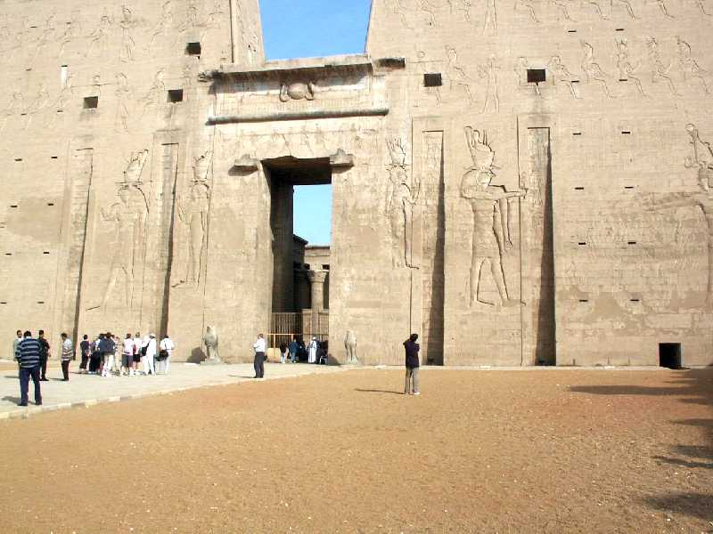 c'est ici l'égypte en 2010 de rodinscot Egypte16