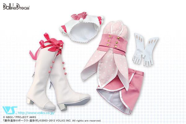 [V] Dollfie dream chihaya set 16248612