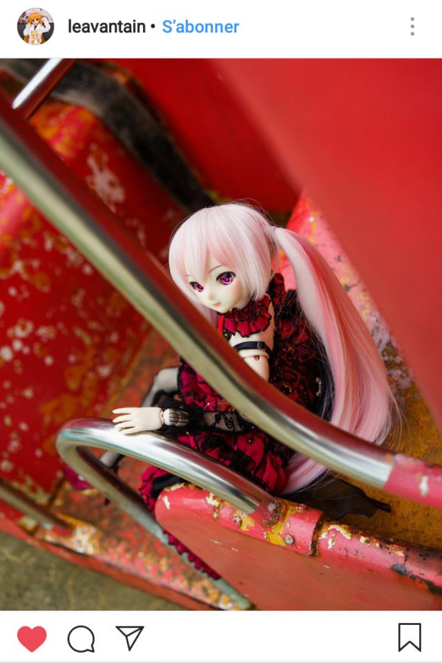 [Dollfie Dream] Vocaloid Sakura Miku  - Page 2 Screen10