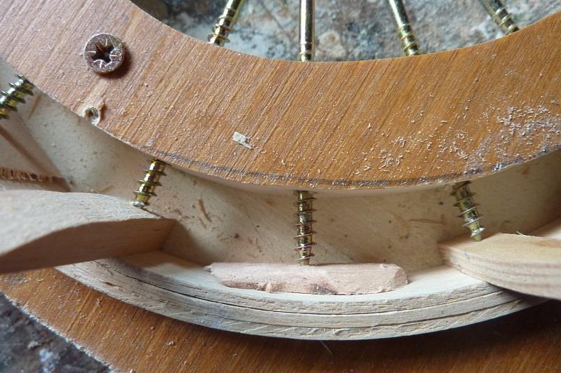 Wikinger-Boot Skuldelev 2 (1:20)  - Seite 8 P1090816