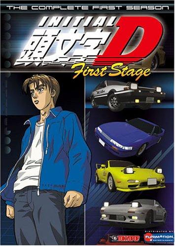 [anime & films] Initial D Initia10