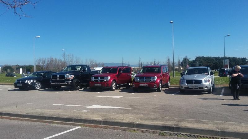 Retour RASSO PAQUES à Carcassonne Dodge_10