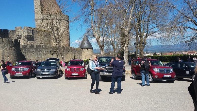 Retour RASSO PAQUES à Carcassonne Dodge_17