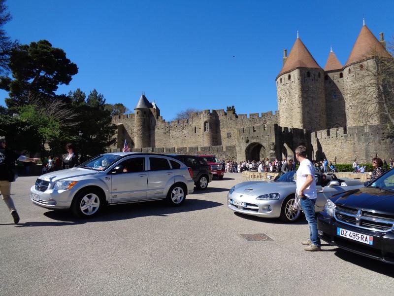 Retour RASSO PAQUES à Carcassonne Dodge_19