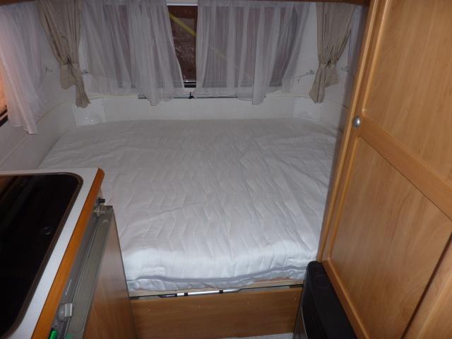 Un sommier maison pour un lit confortable P1140220