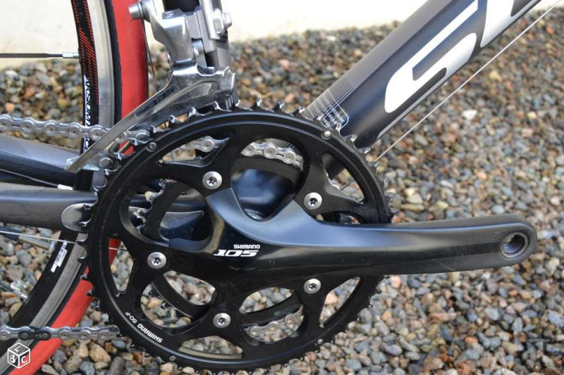 Vend Vélo route SCOTT CARBONE CR1 T56 parfait état 2c964710