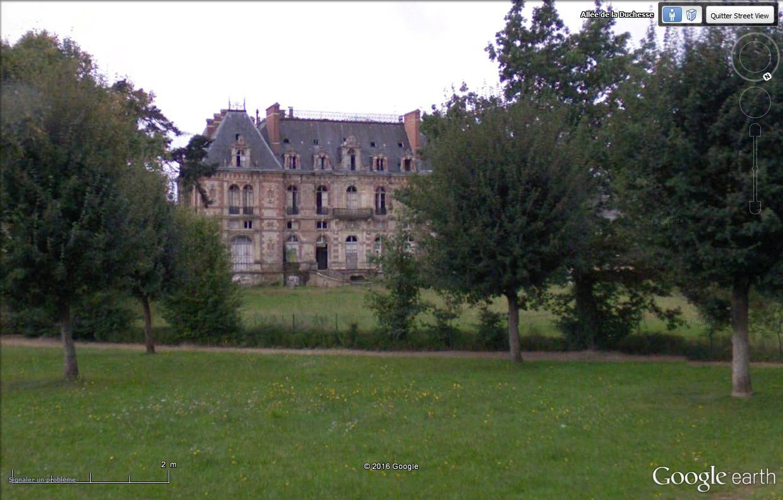 """QUE SUIS-JE : énigme  résolue """"Château de Bonnelles ( 48°37'13.07""""N 2°01'22.09""""E """") URBEX - Page 2 Bonnel10"""