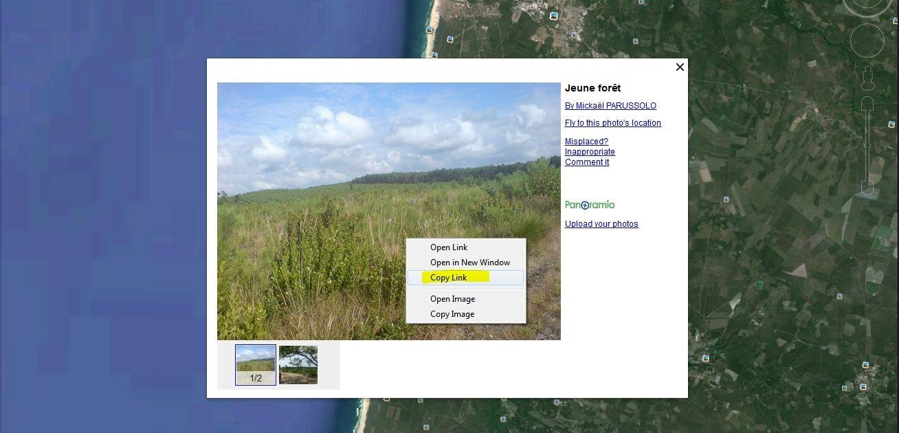 [résolu] Partager des photos dans Google Earth Captur17