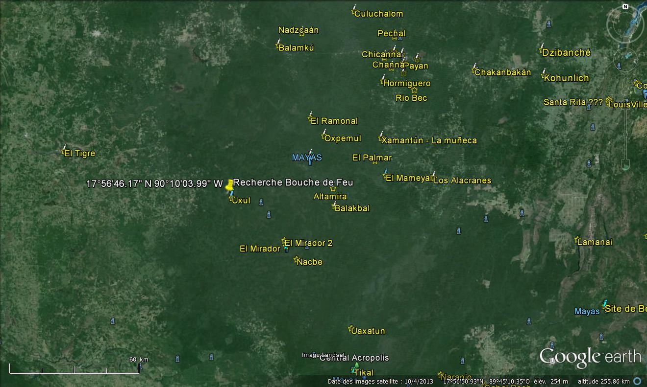 K'ÀAK' CHI - Yucatan.  Qui la découvrira? - Page 2 Uxul0910