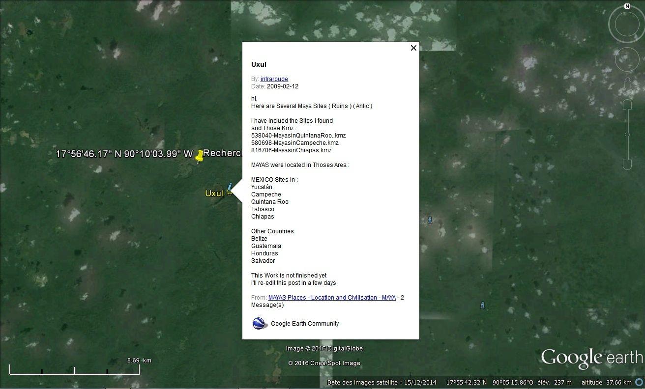 K'ÀAK' CHI - Yucatan.  Qui la découvrira? - Page 2 Uxul_110