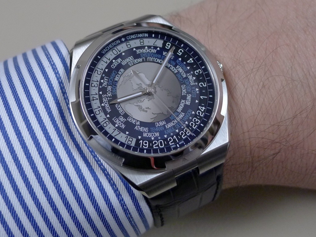 vacheron - News: Vacheron Constantin Overseas World Time Asihh210