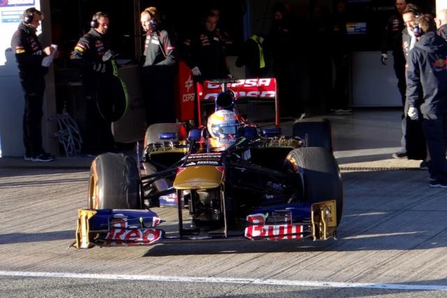 [F1] Toro Rosso Jean-e10