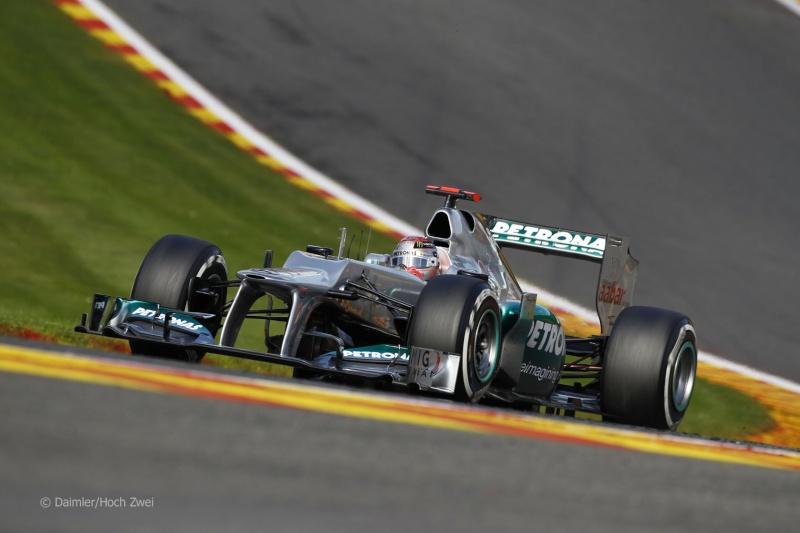 """[Histoire] Les """"come back"""" en F1 Merc-s10"""