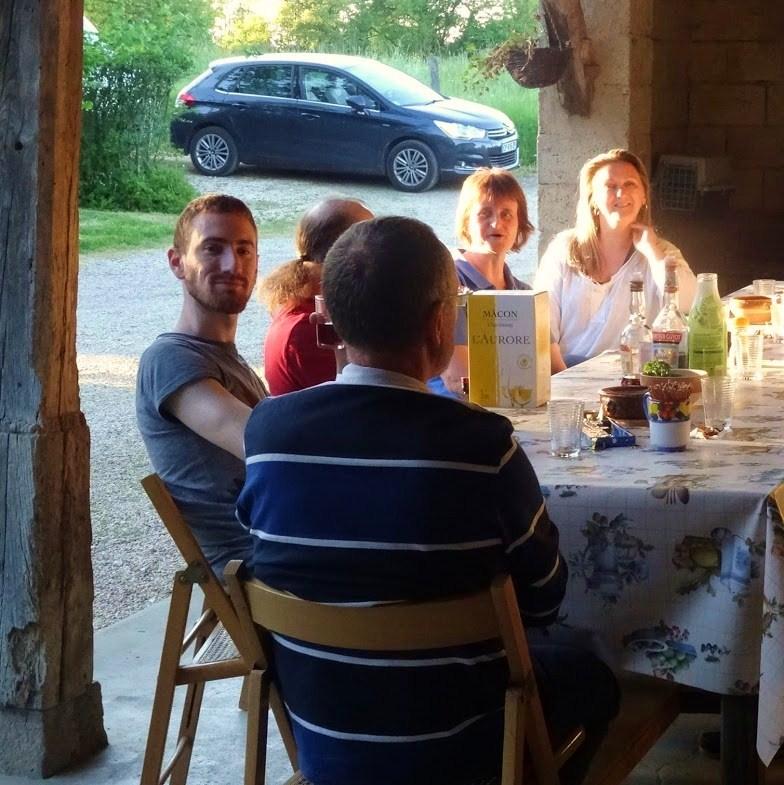 Balade entre Bresse et Beaujolais du 5 au 8 Mai 2016 Dsc03710