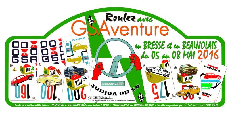 Balade entre Bresse et Beaujolais du 5 au 8 Mai 2016 Plaque11