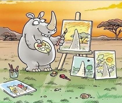 l'Atheisme une science ou une Arnaque ? - Page 5 Rhinoc10