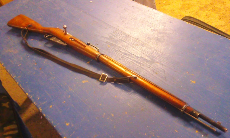 """Le Mosin Nagant M91 """"américain"""" - Page 3 Photo010"""