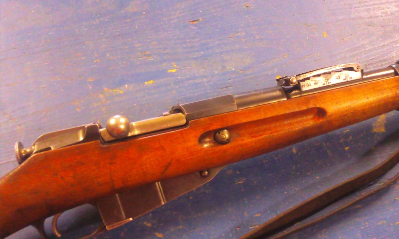 """Le Mosin Nagant M91 """"américain"""" - Page 3 Photo011"""