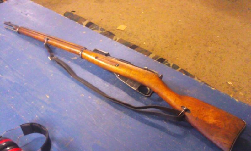 """Le Mosin Nagant M91 """"américain"""" - Page 3 Photo012"""