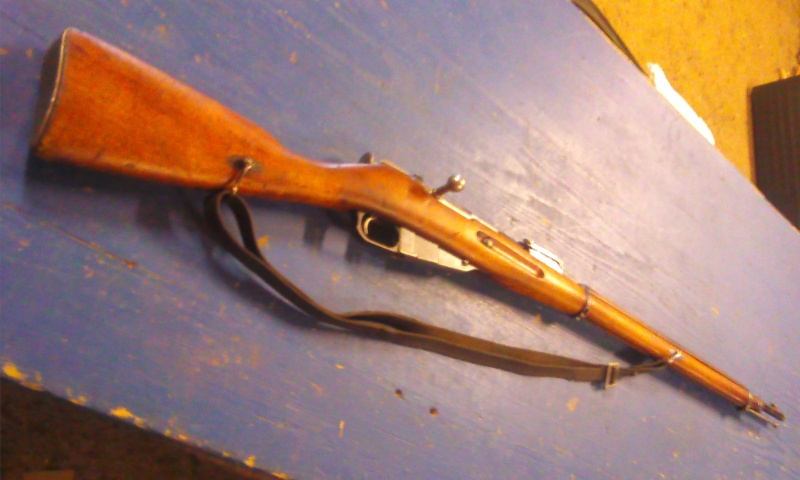 """Le Mosin Nagant M91 """"américain"""" - Page 3 Photo013"""