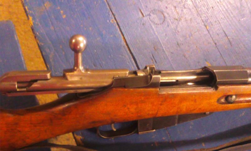 """Le Mosin Nagant M91 """"américain"""" - Page 3 Photo014"""