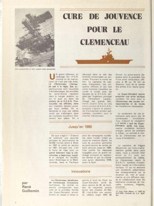 CLEMENCEAU (P.A) - TOME 3 - Page 5 Captur27