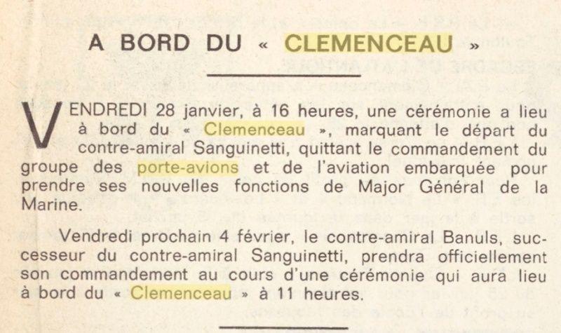 CLEMENCEAU (P.A) - TOME 3 - Page 5 Captur36