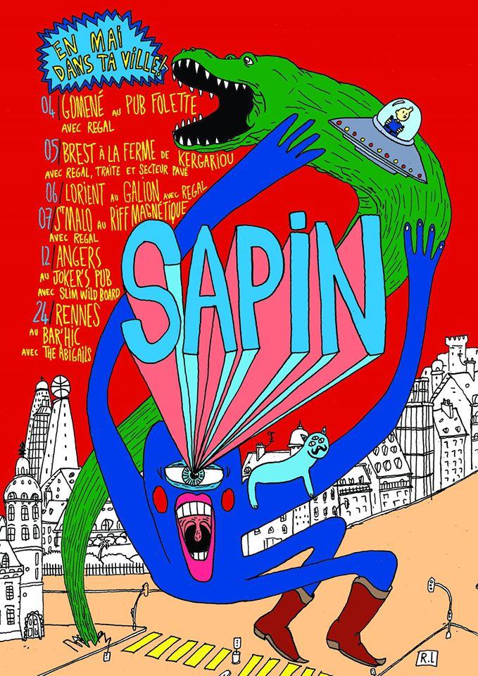 Belles affiches de concerts  Sapin_10