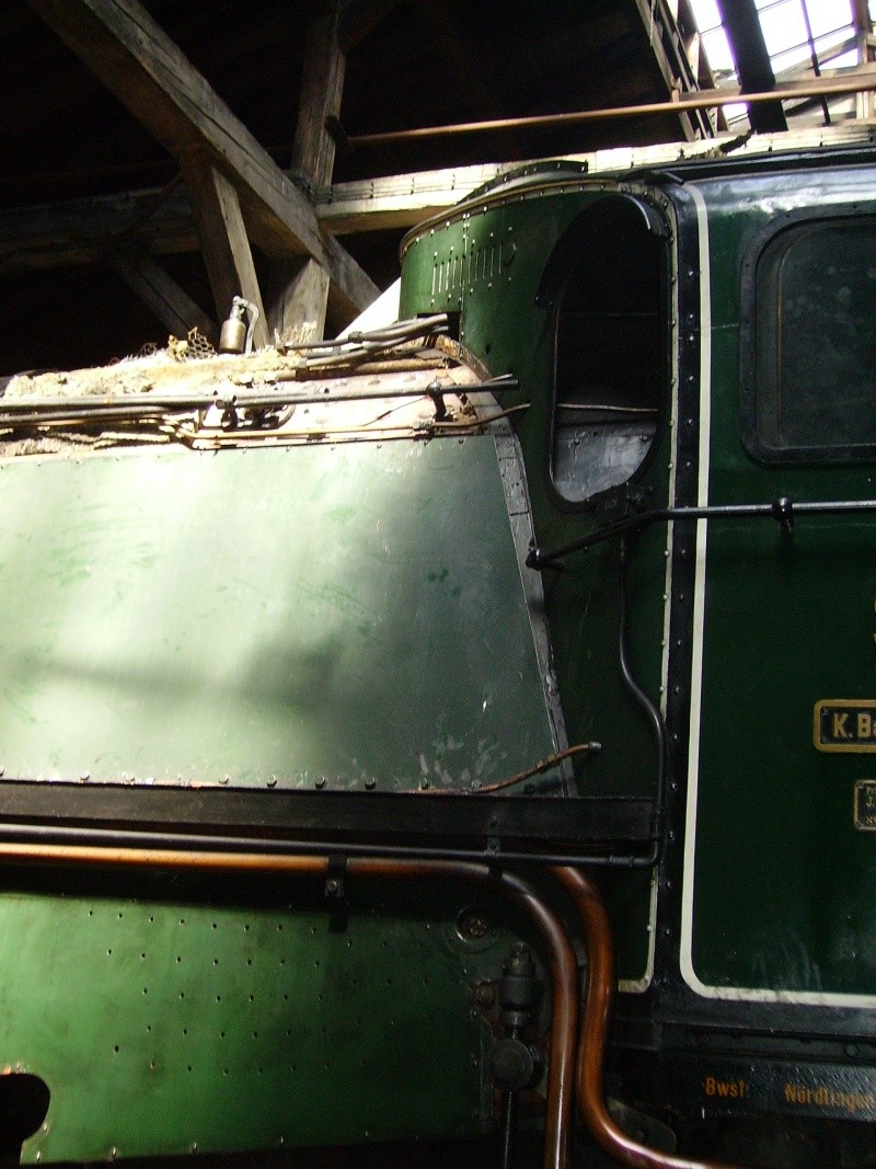 Greys Bayerische S 3/6 (OcCre / Eaglemoss) 19410