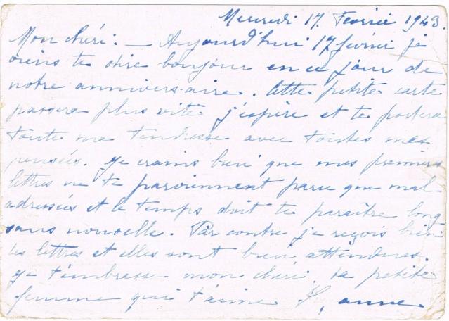 Entier Pétain 1F20 oblitération bouchon pour un STO. Ccf26011