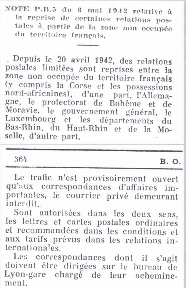 Entier Pétain 1F20 oblitération bouchon pour un STO. Ccf29010