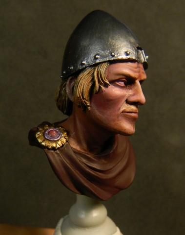 Garde varègue, 9e-11e siècles, ElGrecoMiniatures Dscn4111