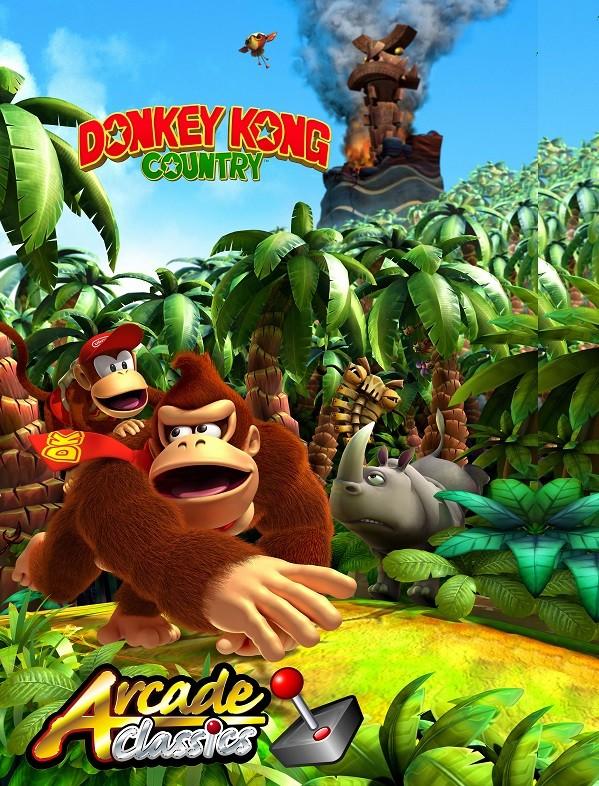 [WIP]  Mon 2eme bartop Donkey Kong Cote_g10