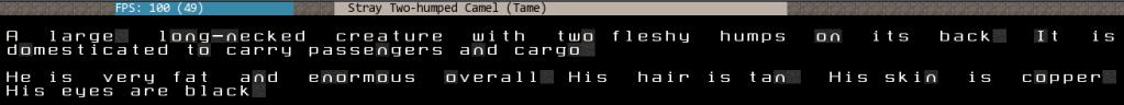 "Itebmozir, ""Postrouts"" A Dwarf Fortress Story Camel10"
