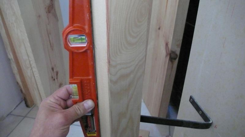 Escalier provisoire devenu définitif en pin sylvestre, à double balancements - Page 3 Image23
