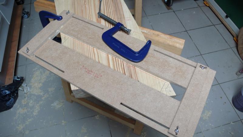 Escalier provisoire devenu définitif en pin sylvestre, à double balancements - Page 3 Image29