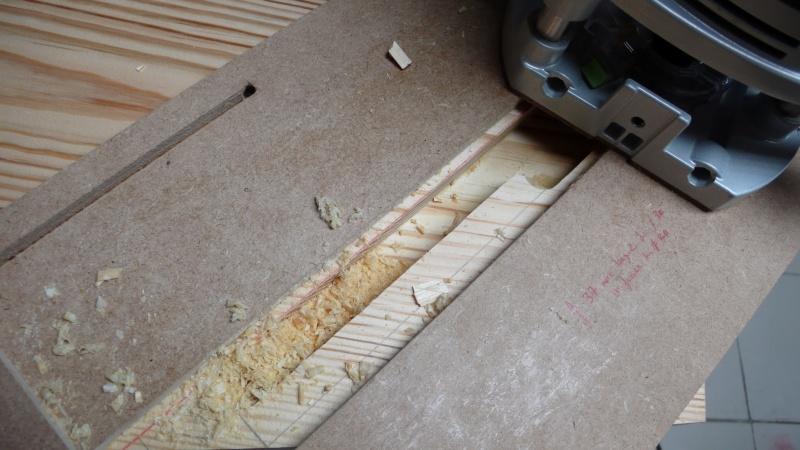 Escalier provisoire devenu définitif en pin sylvestre, à double balancements - Page 3 Image30