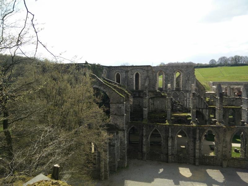 Balade dans l'Abbaye de Villers-La-Ville  Img_2033