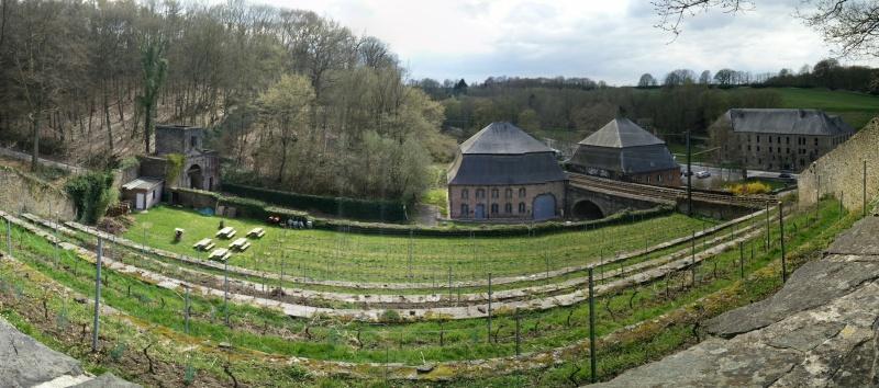 Balade dans l'Abbaye de Villers-La-Ville  Pano_211