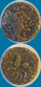 Romaine ? Non ! Bronze Viricius pour les Bellovaques, PAGUS CASTULUGI Eric_b10