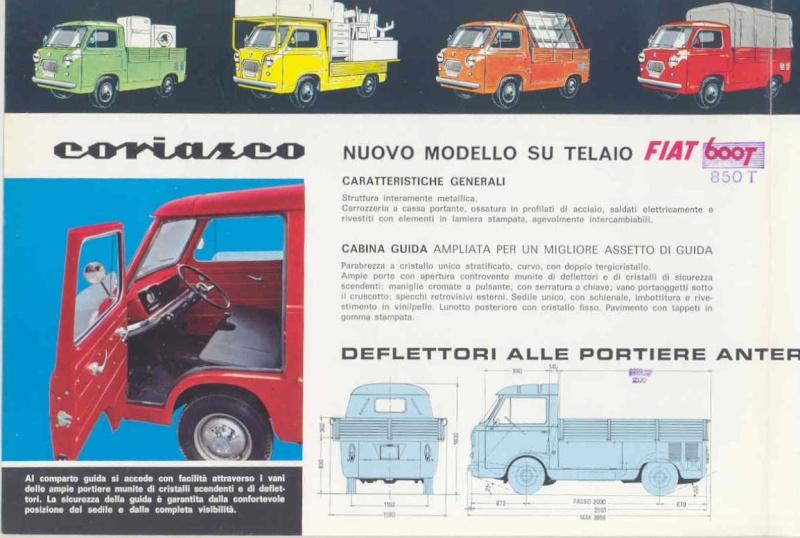 Fiat 600 T Coriasco Image12
