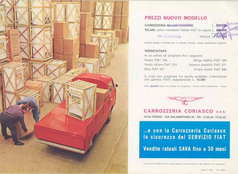 Fiat 600 T Coriasco Image14
