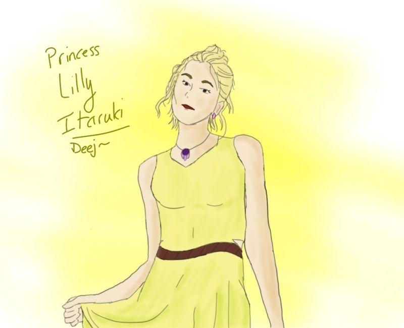Princess Lilly Itaruki Lillyi10