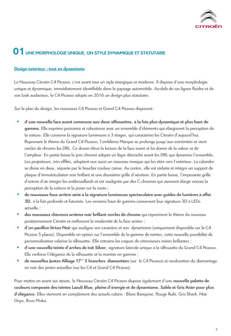 [SUJET OFFICIEL] Citroën C4 / Grand C4 Picasso II restylé - Page 2 Diffus12