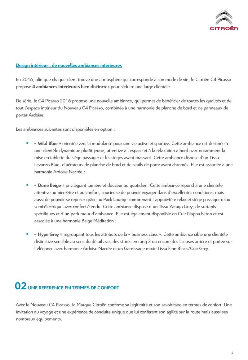 [SUJET OFFICIEL] Citroën C4 / Grand C4 Picasso II restylé - Page 2 Diffus18