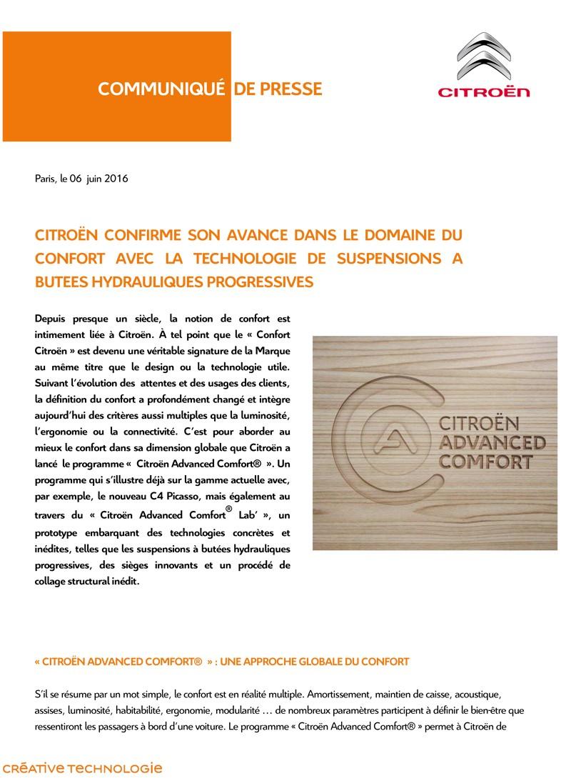 [INFORMATION] Programme Citroën Advanced Comfort Pour_d10