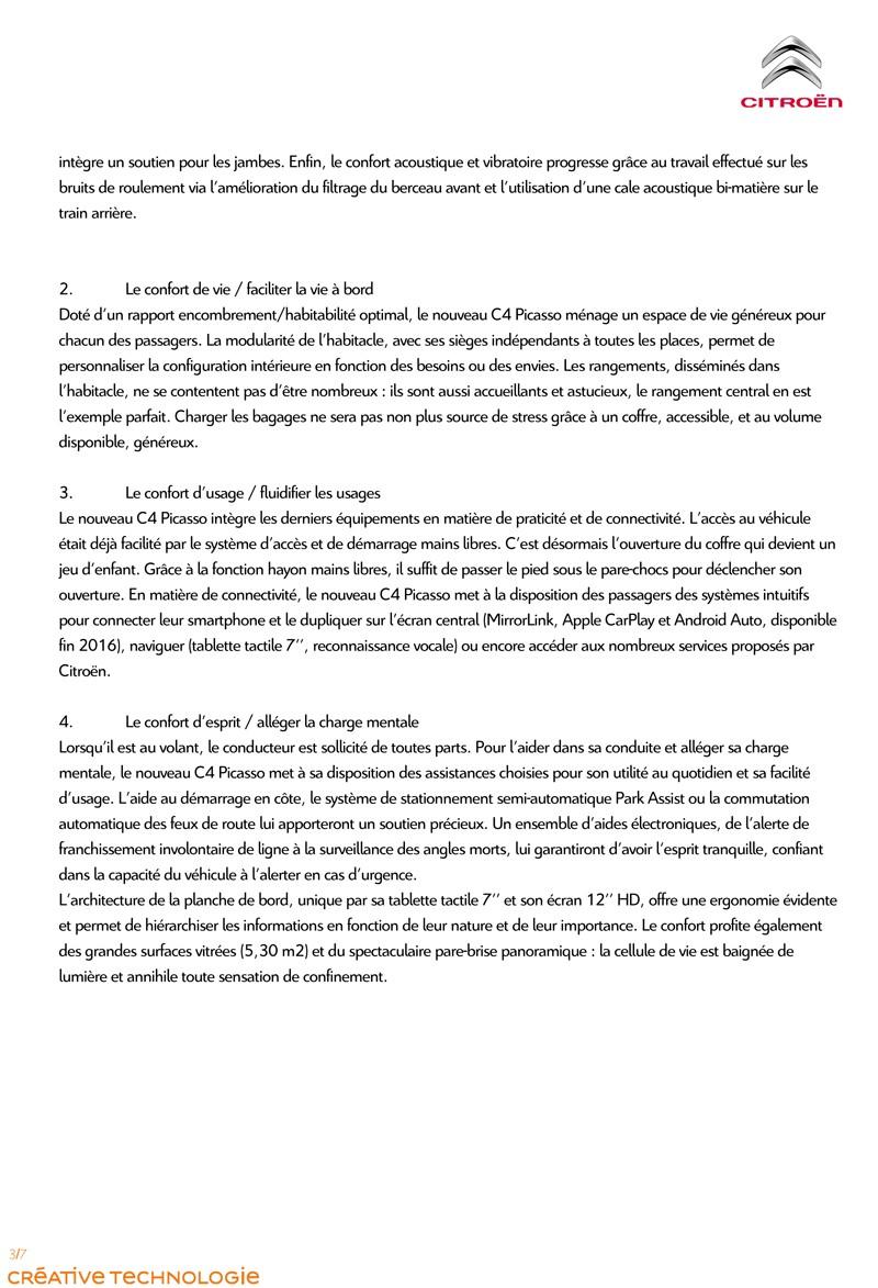 [INFORMATION] Programme Citroën Advanced Comfort Pour_d11